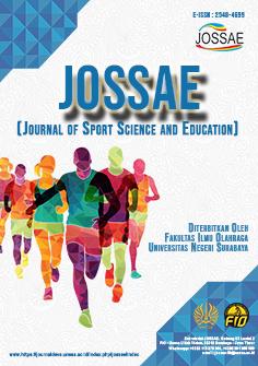 Selamat datang di jurnal JOSSAE