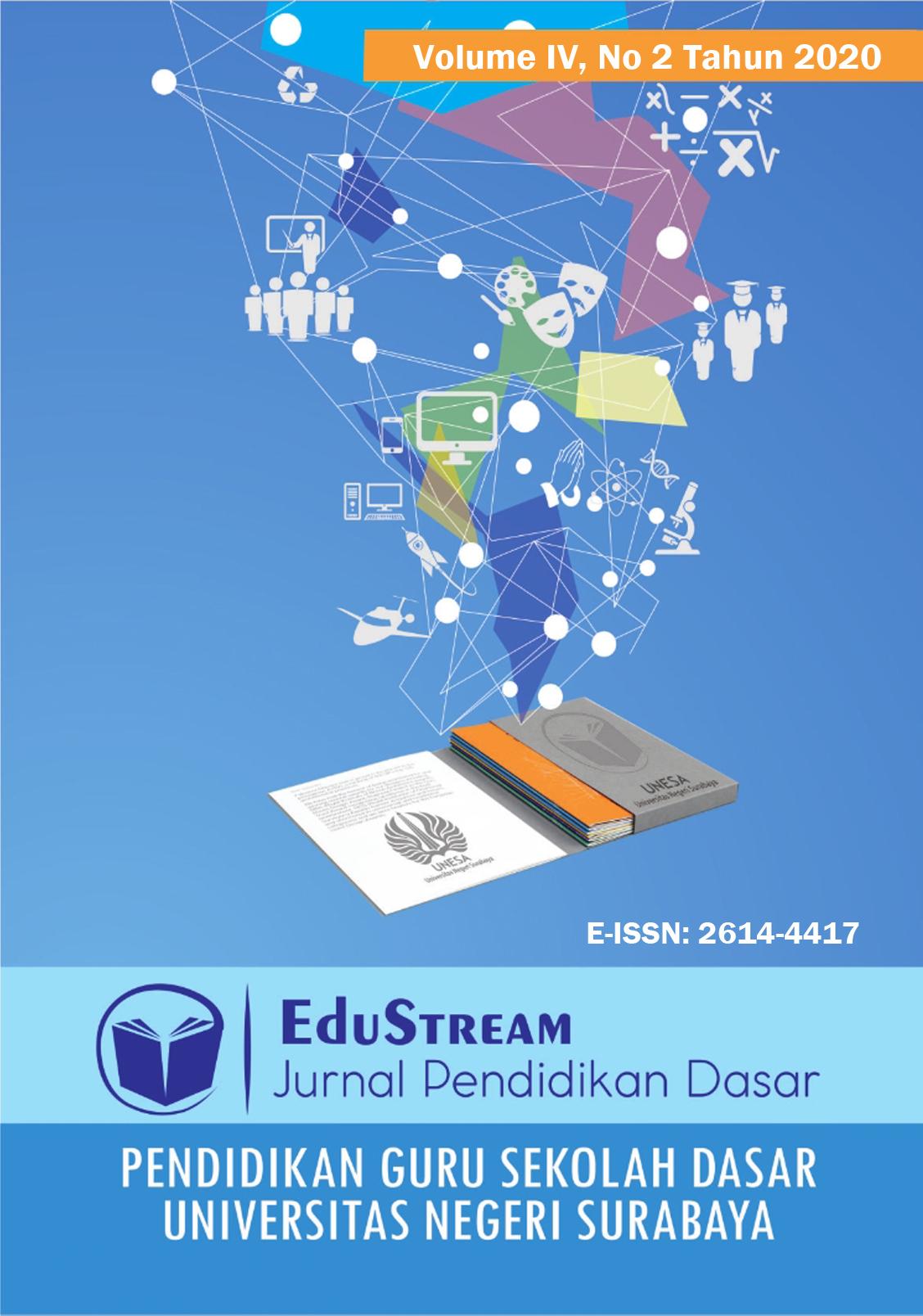 View Vol. 5 No. 1 (2021): EduStream: Jurnal Pendidikan Dasar